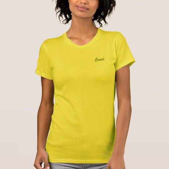 Kleidergeldstrafe-Jersey-T - Shirt Carols