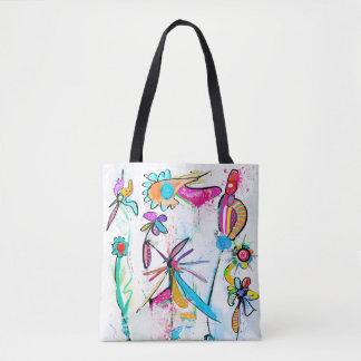 Kleidersacksack jede Alice'-Drucksache s Garden II Tasche
