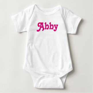 Kleidungs-Baby Abby Baby Strampler
