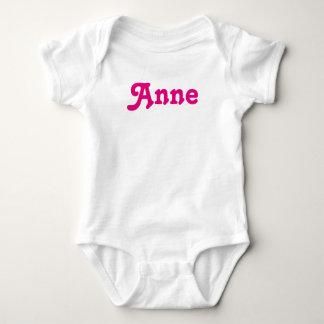 Kleidungs-Baby Anne Baby Strampler