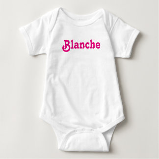 Kleidungs-Baby Blanche Baby Strampler