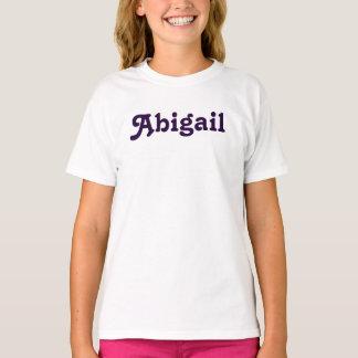 Kleidungs-Mädchen Abigail T-Shirt