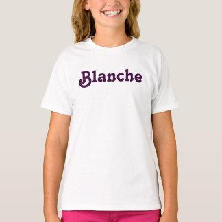 Kleidungs-Mädchen Blanche T-Shirt