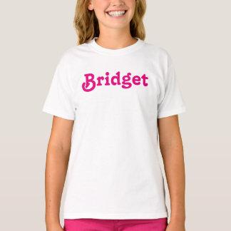 Kleidungs-Mädchen Bridget T-Shirt