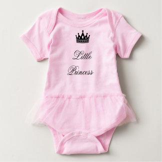 Kleine Ausstattung Prinzessin Tutu Baby Strampler