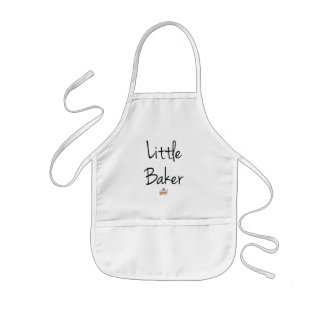 Kleine Bäcker-Schürze Kinderschürze