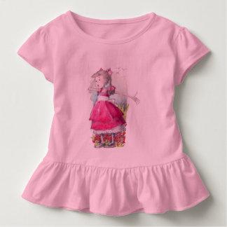 Kleine Bailarinas. Kleinkind T-shirt