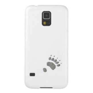 Kleine Bärn-Bahn-Schablone Samsung Galaxy S5 Cover