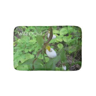 Kleine Gedächtnis-Schaum-Orchideen-Bad-Matte Badematte
