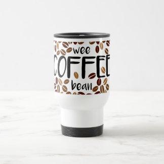 Kleine Kaffeebohne - Reise/Pendler-Schale Reisebecher