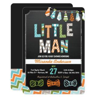 Kleine Mann Bowtie Babyparty-Einladung 12,7 X 17,8 Cm Einladungskarte