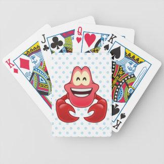 Kleine Meerjungfrau Emoji   Sebastian Bicycle Spielkarten