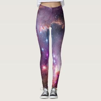 Kleine Megellanic Wolken-Galaxie Leggings