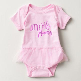 Kleine Prinzessin Baby Strampler
