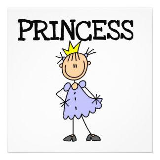 Kleine Prinzessin Ankündigung
