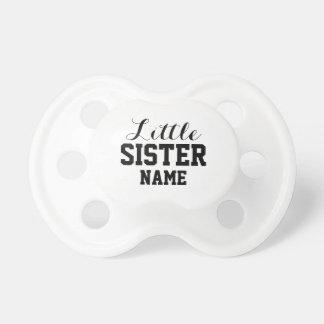 Kleine Schwester 0-6 Monate BooginHead® Schnuller
