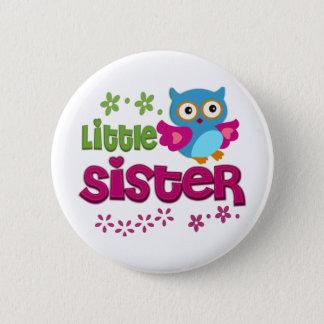 Kleine Schwester Runder Button 5,1 Cm