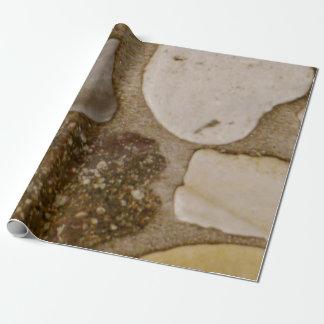 Kleine Steine Geschenkpapier