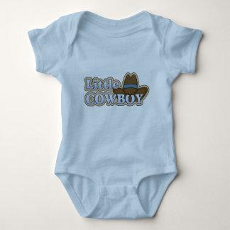 Kleiner Cowboy - Jungen-Western Baby Strampler