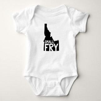 """Kleiner Fischrogen-Idaho-Baby-Körper-Anzug """" Baby Strampler"""