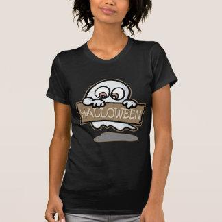 Kleiner Halloween-Geist T-Shirt