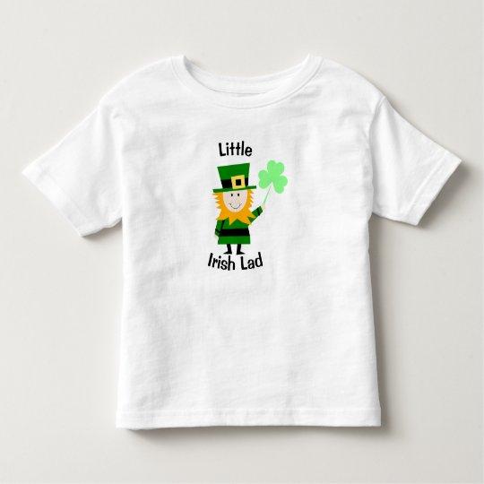 Kleiner irischer Mann-T - Shirt