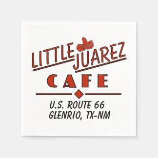 Kleiner Juarez CaféSombrero Papierserviette