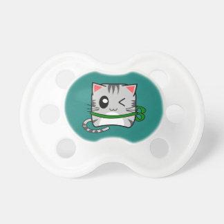Kleiner Katze Schnuller