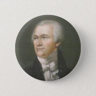 Kleiner Knopf Alexander Hamiltons Runder Button 5,7 Cm