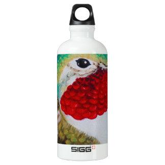 Kleiner Kolibri Aluminiumwasserflasche