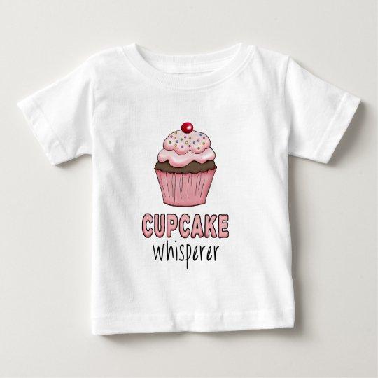 Kleiner KuchenWhisperer Baby T-shirt