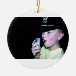 Kleiner Offizier 6 Keramik Ornament