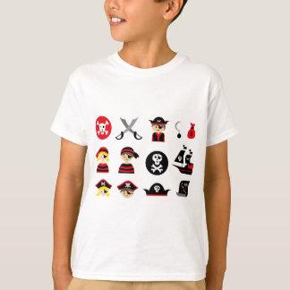 Kleiner Pirat aller T-Shirt
