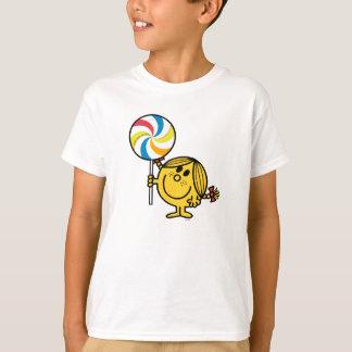 Kleiner riesiger Lutscher Fräulein-Sunshine | T-Shirt