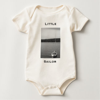Kleiner Seemann Bio Baby Strampler