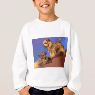 Kleiner Terror Sweatshirt