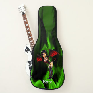 Kleiner Teufel personalisiert Gitarrentasche