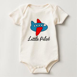 Kleiner Versuchsbabyoverall mit Flugzeug-Cartoon Baby Strampler