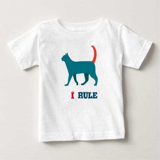Kleinert-shirt mit Katze Baby T-shirt