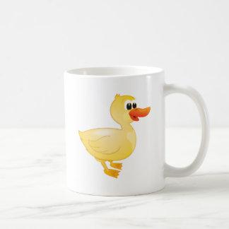 """""""Kleines Baby-Liebe-Siegel-"""" Enten-Charakter-Tasse Kaffeetasse"""