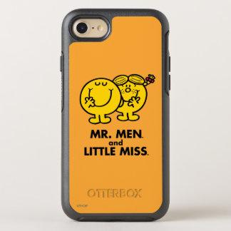 Kleines Fräulein u. Herr Little OtterBox Symmetry iPhone 8/7 Hülle