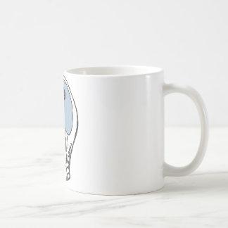 Kleines Gehirn Kaffeetasse