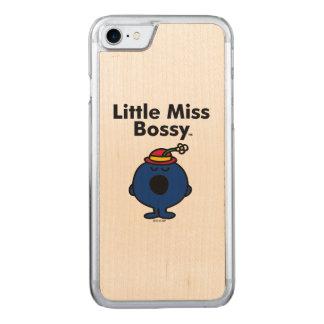 Kleines kleines Fräulein Bossy Fräulein-| ist so Carved iPhone 8/7 Hülle
