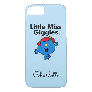 Kleines kleines Fräulein Giggles Likes To Laugh iPhone 8/7 Hülle