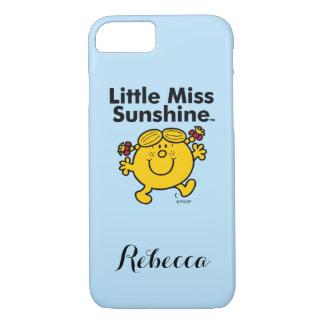 Kleines kleines Fräulein Sunshine Fräulein-| ist iPhone 8/7 Hülle