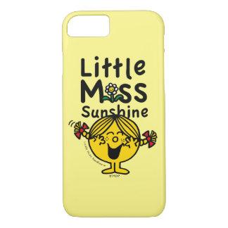 Kleines kleines Fräulein Sunshine Laughs iPhone 8/7 Hülle