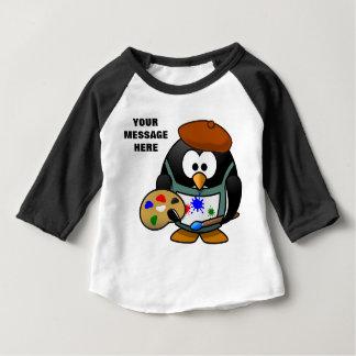 Kleines Künstler-T-Stück Baby T-shirt