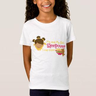 Kleines MädchenSleepover T-Shirt