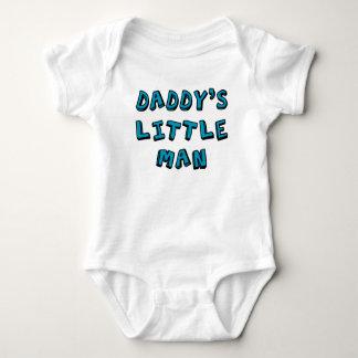 Kleines Mannbaby des Vatis Baby Strampler