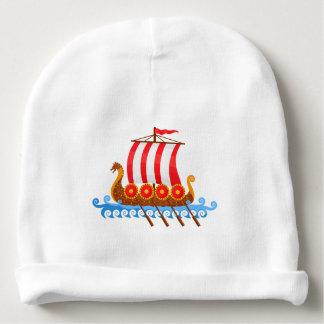 Kleines Viking Babymütze